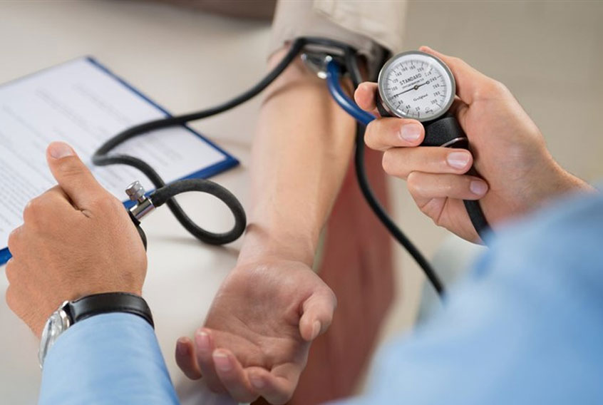 Is high blood pressure inevitable?